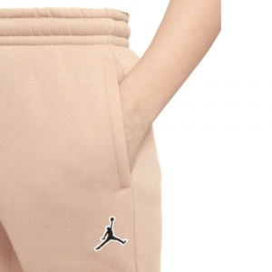Air Jordan Jumpman Fleece Kids Pants ''Beige''
