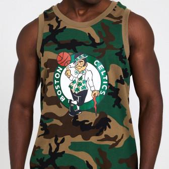 New Era Boston Celtics Tank Top ''Camo''