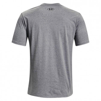 UA Project Rock Brahma Bull T-Shirt ''Grey''