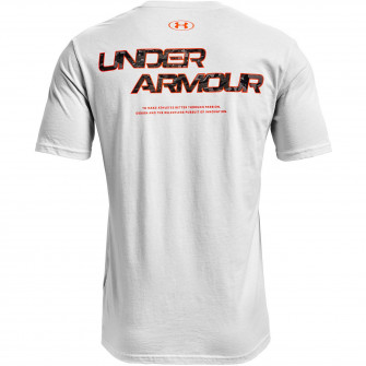 UA Wordmark T-Shirt ''Halo Grey''