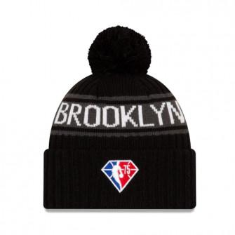 New Era NBA 2021 Draft Brooklyn Nets Cuff Beanie ''Black''