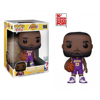 Funko POP! NBA Los Angeles Lakers Lebron James Super Sized Figure (25cm)