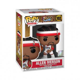Funko POP! NBA Legends Philadelphia 76ers Allen Iverson Figure