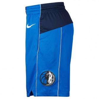 Nike NBA Dallas Mavericks Icon Edition Swingman Shorts ''Blue''
