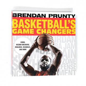 Brendan Prunty: Basketball's Game Changers Book