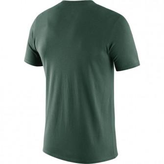 Nike Dri-FIT Milwaukee Bucks City Edition Logo T-Shirt ''Fir''