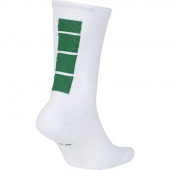 Nike Elite NBA City Edition Boston Celtics Socks ''White''