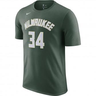 Nike NBA Giannis Antetokounmpo Milwaukee Bucks T-Shirt ''Green''