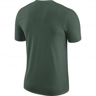 Nike NBA Milwaukee Bucks Chrome Logo T-Shirt ''Green''