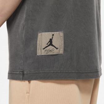 Air Jordan Flight Heritage 85 Graphic T-Shirt ''Grey''