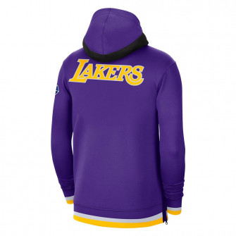 Nike NBA LA Lakers Showtime Full-Zip Hoodie ''Field Purple''