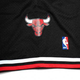 M&N NBA Chicago Bulls 1997-98 Authentic Shorts ''Black''