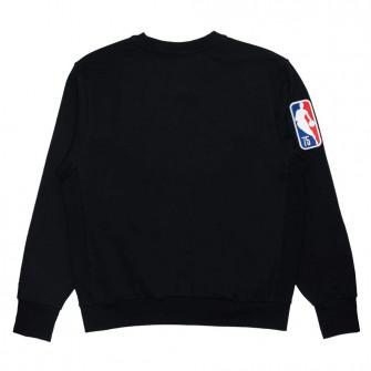 Nike NBA Los Angeles Lakers Courtside Crew Sweatshirt ''Black''