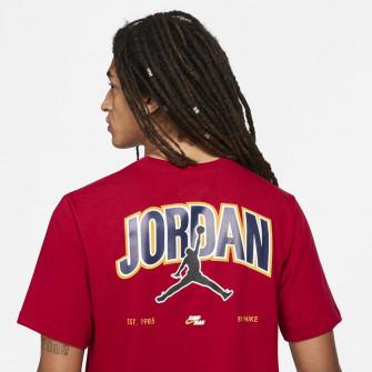 Air Jordan Jumpman Graphic T-Shirt ''Gym Red''