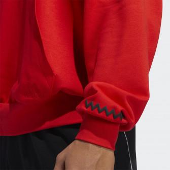 adidas Donavan Mitchell D.O.N. Issue #2 Hoodie ''Red''
