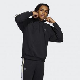 adidas Donovan Mitchell Pullover Hoodie ''Black''