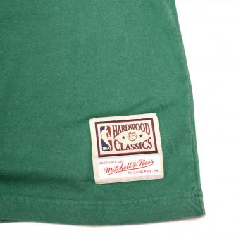 M&N NBA Boston Celtics Worn Logo T-Shirt ''Green''
