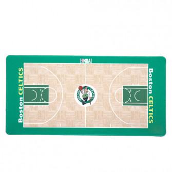 NBA Boston Celtics Basketball Court Style Mouse Pad