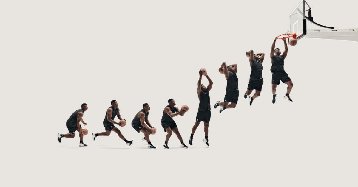 Air Jordan Zion 1